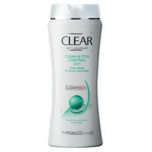 CLEAR - CLEAN & ICH CONTROL 2IN1 - 200ML