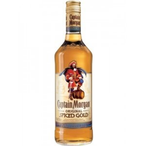 CAPTAIN MORGAN GOLD 35% 0,7L