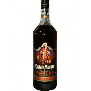 CAPTAIN MORGAN BLACK 40% 0,7L