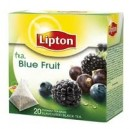 Ceai Lipton Blue Fruit 20 plicuri Piramida